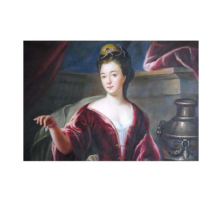 Portret (45x55cm)