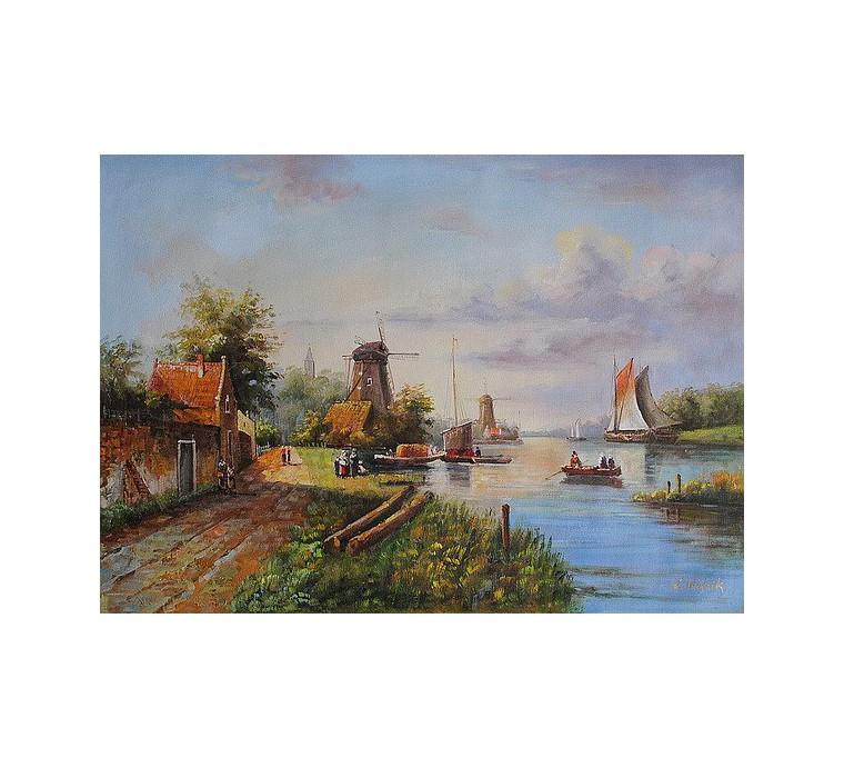 Flamand (50x75cm)