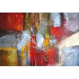 Abstrakcja (60x90cm)