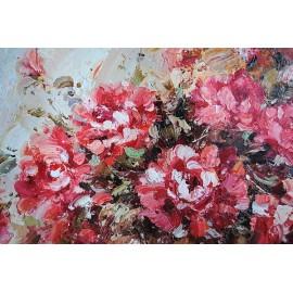 Kwiaty, impresja (50x60cm)