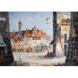 Stare Miasto (50x70cm)