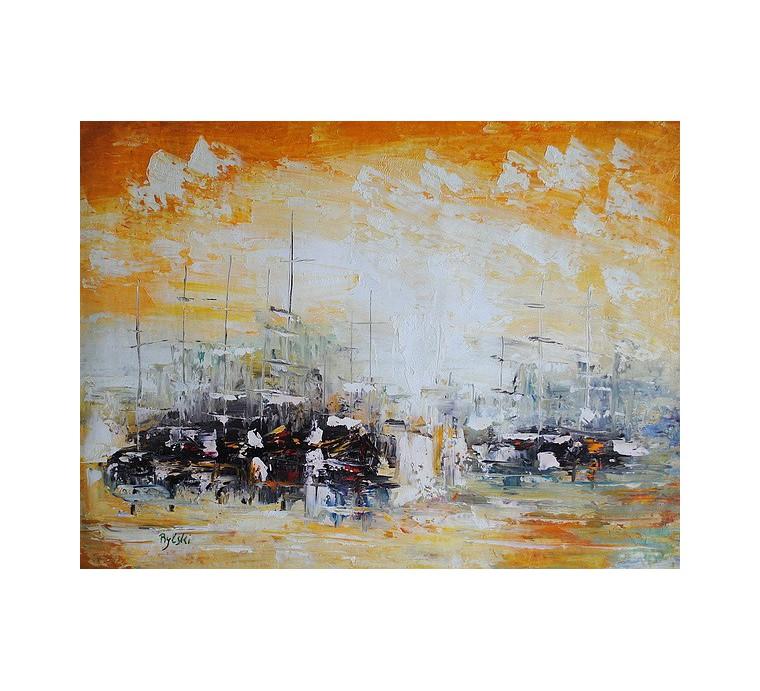 Morska impresja (50x70cm)