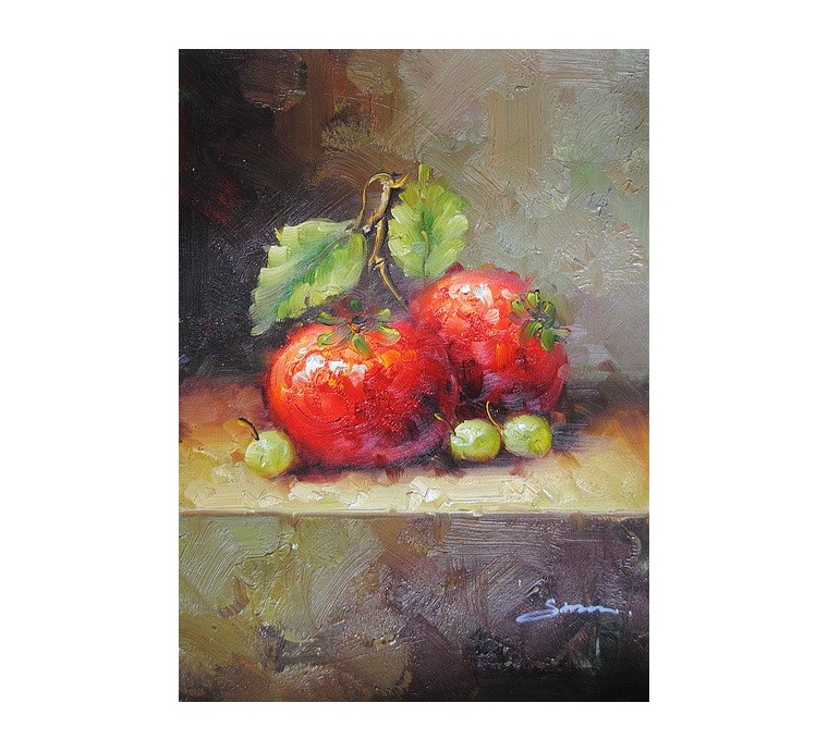 Pomidory, martwa natura (30x40cm)