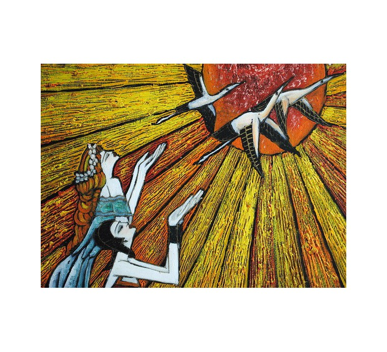 Abstrakcja (30x40cm)