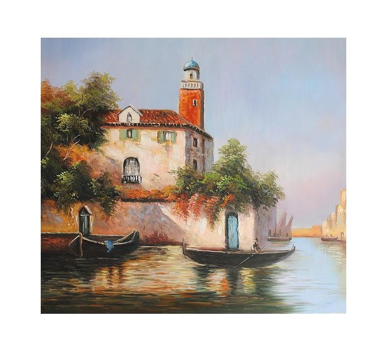 Wenecja (50x50cm)