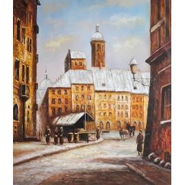Stare Miasto, Warszawa (49x59cm)