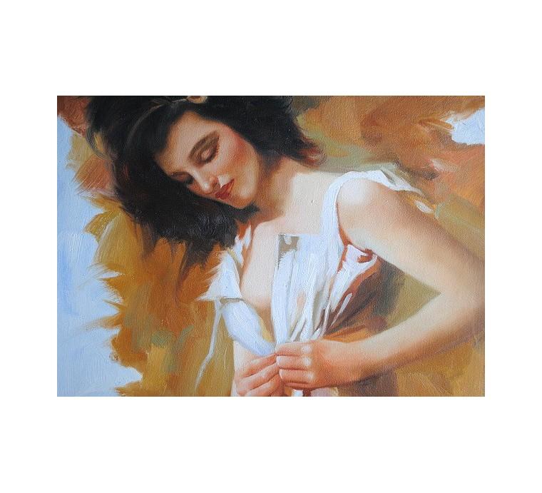 Kobiecy akt (50x60cm)