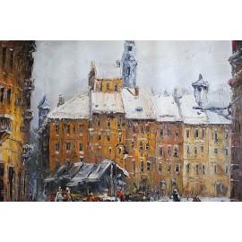 Stare Miasto (60x90cm)