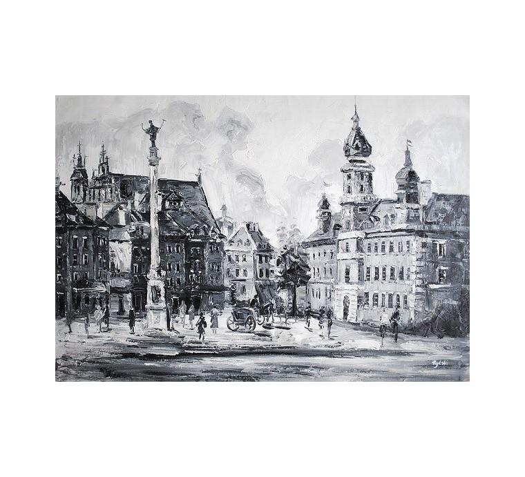 Warszawa (60x90cm)