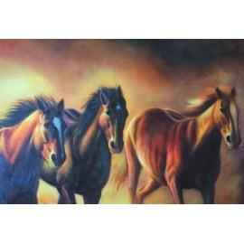 Konie (50x60cm)