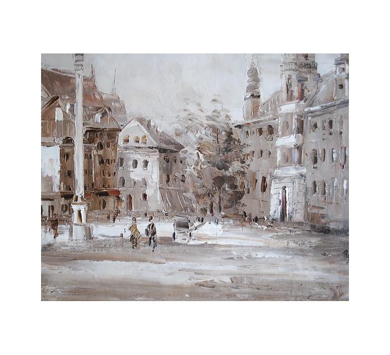 Stare Miasto (50x60cm)
