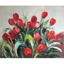 Tulipany (50x60cm)