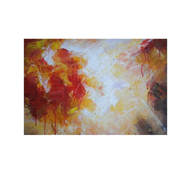 Abstrakcja (70x65cm)