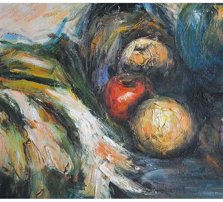 Martwa natura, impresja (30x40cm)