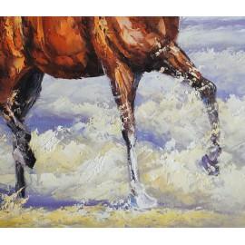 Koń (50x60cm)