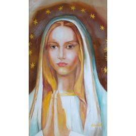 Matka Boska (35x60cm)