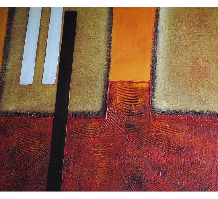 Współczesna abstrakcja (90x120cm)