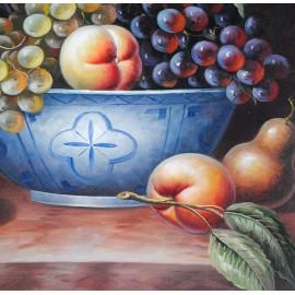 Owoce, martwa natura (50x60cm)