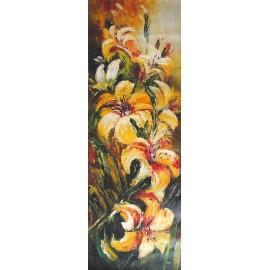 Kwiaty (35x100cm)
