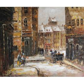 Obraz Warszawy (50x60cm)
