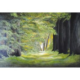 Pejzaż (40x60cm)