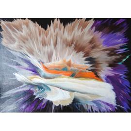 Obraz Abstrakcja (50x70cm)