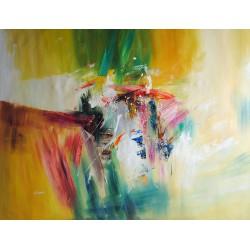 Duży obraz abstrakcyjny...
