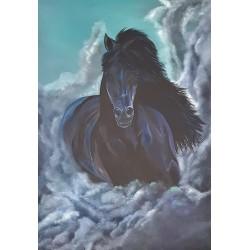 Koń (70x100cm)