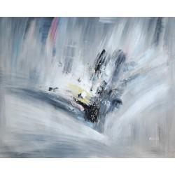Obraz abstrakcyjny (90x120cm)