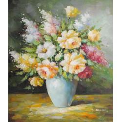 Kwiaty (50x60cm)