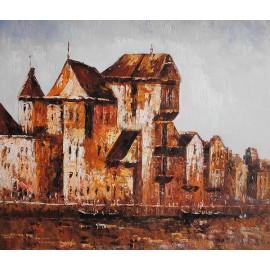 Gdańsk (50x60cm)