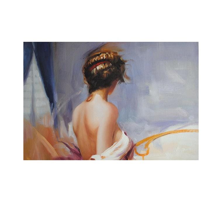 Kobieta, akt (50x60cm)