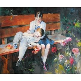 Dzieci (50x60cm)