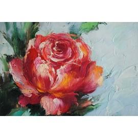 Róże (35x80cm)
