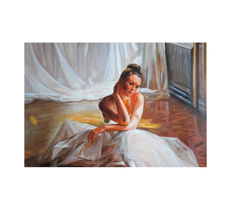 Baletnica (50x60cm)