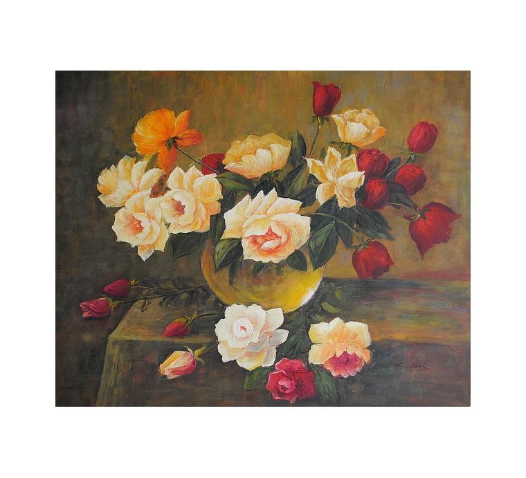 Bukiet kwiatów (50x60cm)