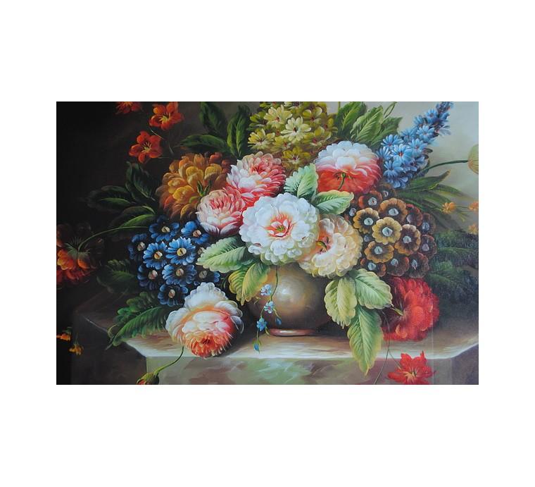 Bukiet kwiatów (60x90cm)