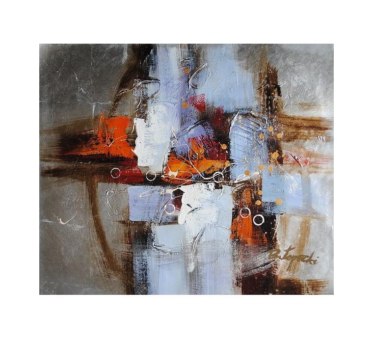 Abstrakcja (50x60cm)