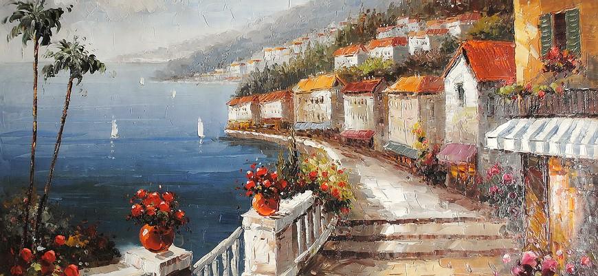 ARTE, ręcznie malowane obrazy olejne